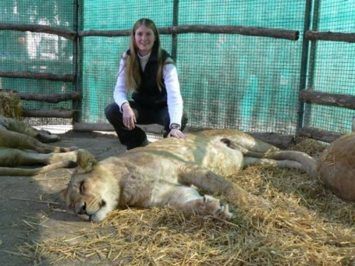 Экстрим-зоопарк в Аргентине