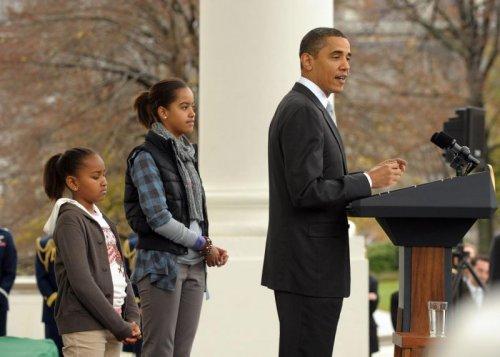 Обама помиловал индюшек (11 фото)