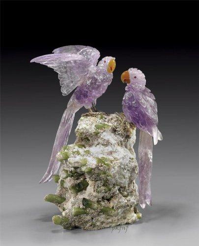 Красивое фото: Птицы из камней. (16 фото)