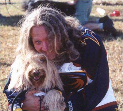 Люди и их собаки (26 фото)