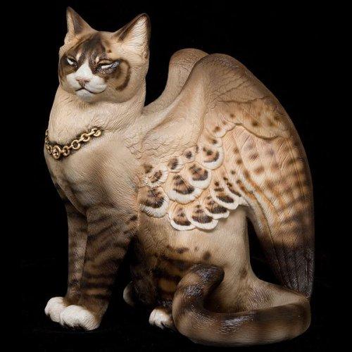 Крылатый барс (крылатый кот) обнаружен в Татарстане (видео)