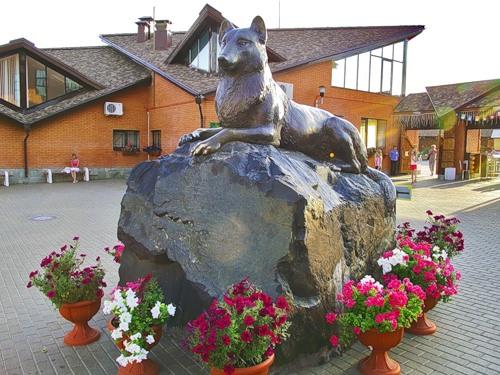 Памятники животным (25 фото)