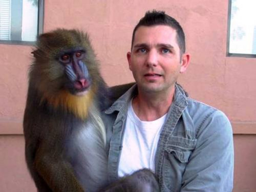 Невероятная дружба между человеком и дикими животными (23 фото)