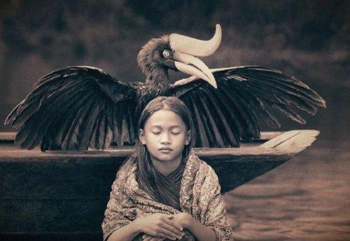 """Мир без начала и конца:Фотопроект""""Пепел и снег"""" (40 фото)"""
