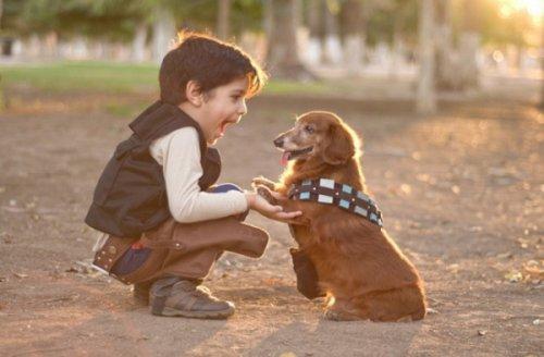 Бесценный помощник в воспитании детей: 12 причин, почему каждый ребёнок должен расти с собакой