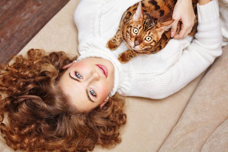ходе идеи для фотосессии кошек этом наблюдается небольшой
