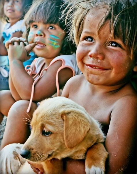 Мимишные щеночки (30 фото)