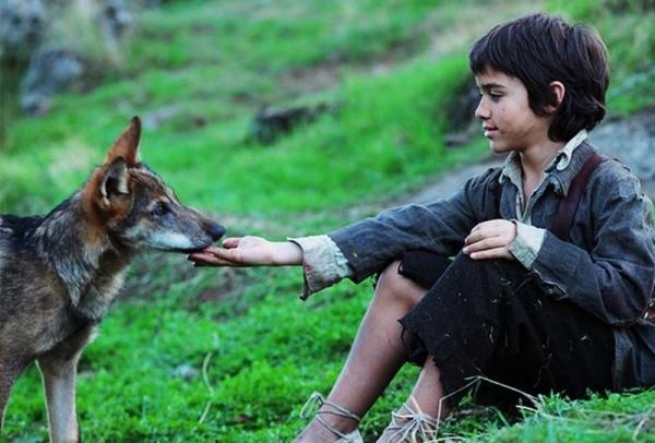 Судьба мальчика-маугли, воспитанного волками (8 фото)