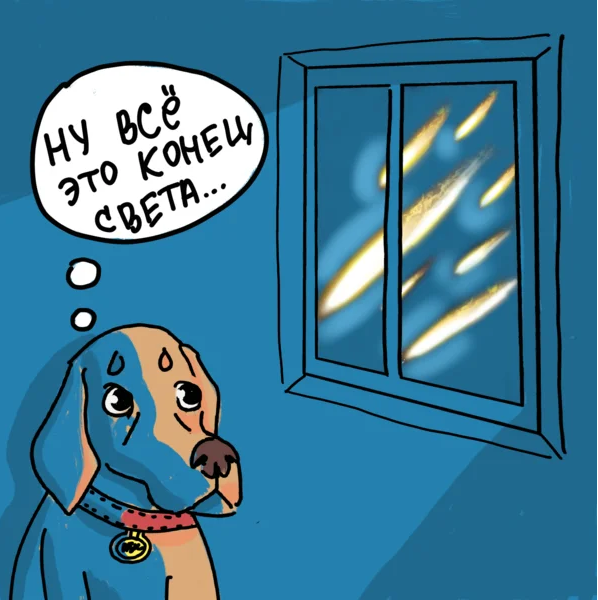 Что чувствуют домашние животные на самом деле (комикс)
