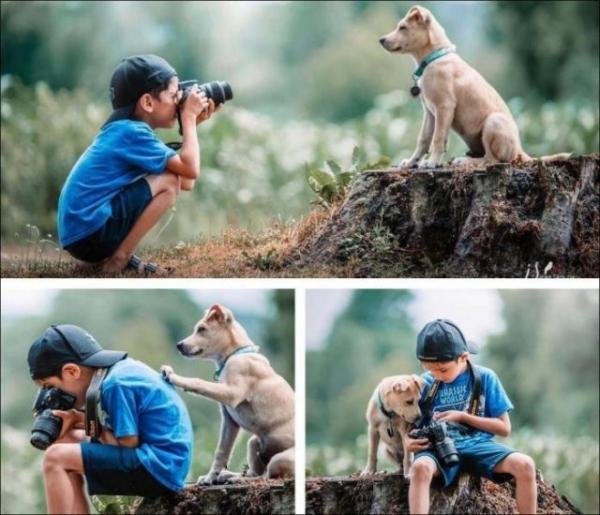 Настроение и эмоции в фотографиях (30 фото)