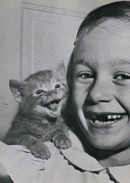 Фото дня: Сколько счастья и радости в одном фото
